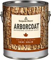 Arborcoat® Semi Solid Deck & Siding Stain