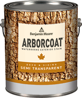 Arborcoat® Semi Transparent Deck & Siding Stain