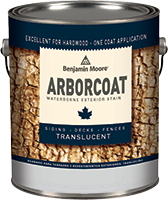 Arborcoat® Translucent Deck & Siding Stain