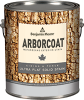 Arborcoat® Ultra Flat Solid Siding Stain