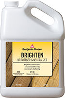 Brightener & Neutralizer