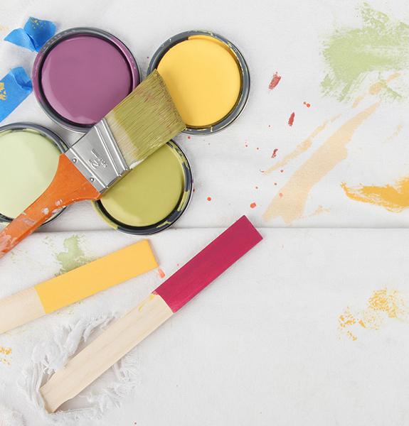 Paint Supplies & Sundries