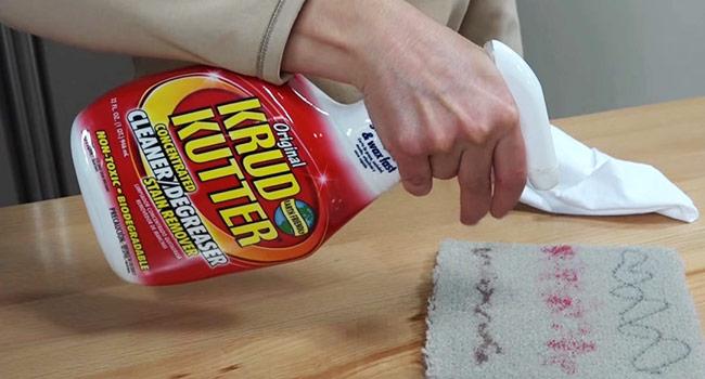 Krud Kutter Chemicals