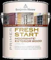 Moorwhite Exterior Wood Primer (100)