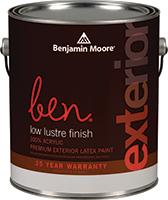 ben® Exterior Paint